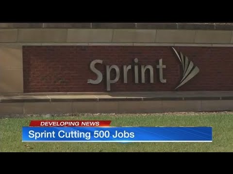 Sprint Cutting 500 Jobs From Overland Park Headquarters