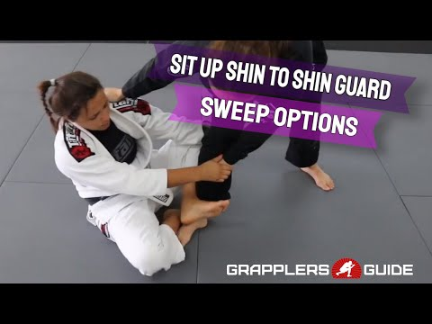 Michele Nicolini - Sit Up Shin To Shin Deal With Opponent Who Steps Back On You