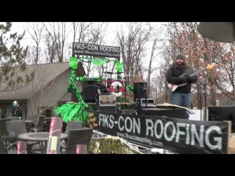 Tugboat Rampage at  the 2017 Crosslake, MN St Patrick's Day Celebration!