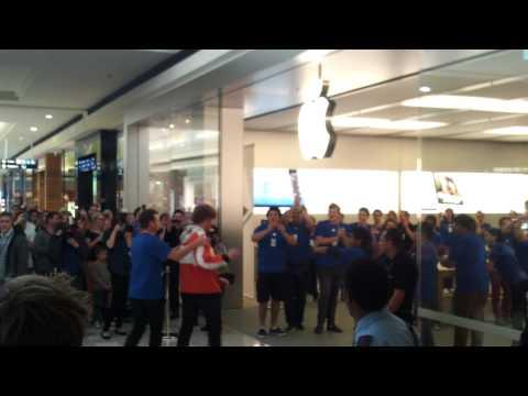 Grand Opening - Apple Store Garden City Perth