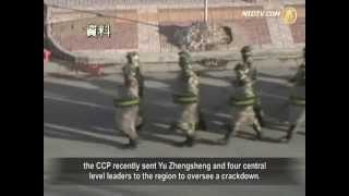 China and Russia Joint Military Drill