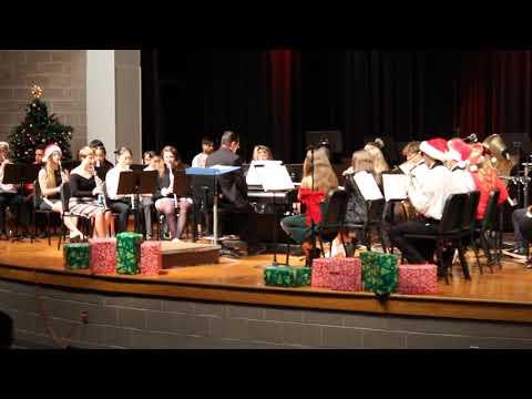 Delmar High School 2019 Christmas concert