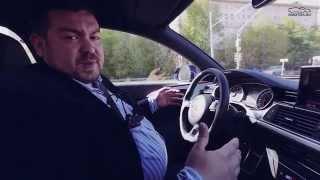 Тест драйв от Давидыча Audi RS6 Avant