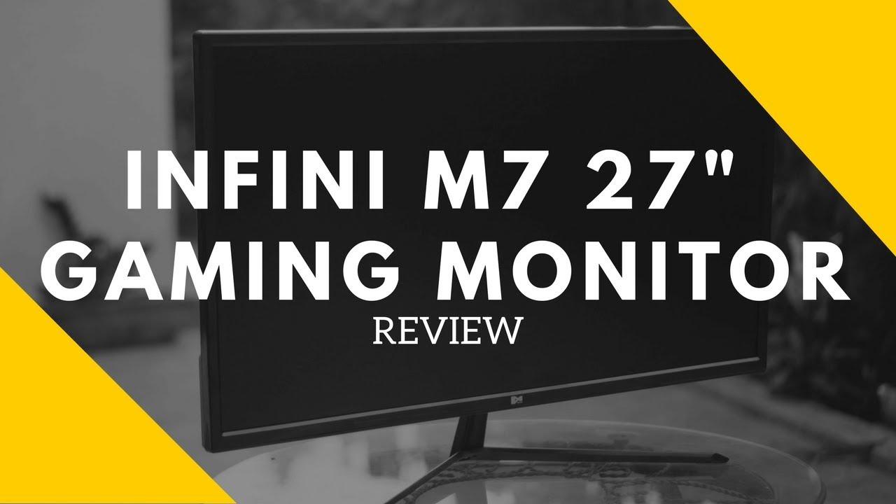 Infini M7 27 144hz 1440p Gaming Monitor Is It Worth Youtube Asus Mg279q 27ampquot 2k Wqhd 2560 X 1440 Ips Up To Freesync
