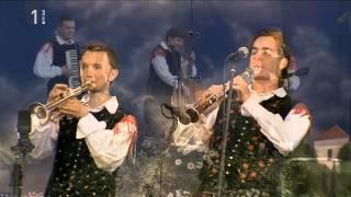 Savinjski kvintet - Moja sanje, sanje najine - Števerjan 2015