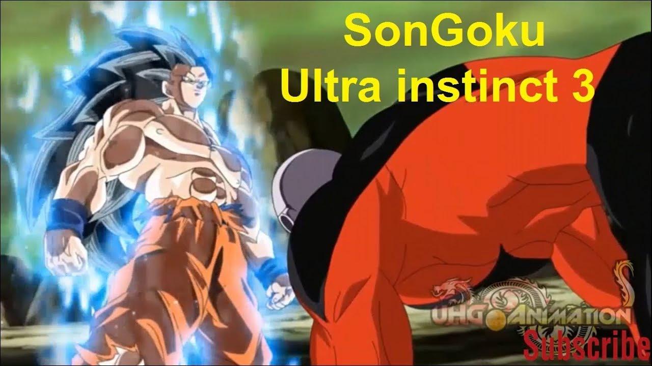 7 Viên Ngọc Rồng Siêu Cấp Tập 129 - Goku giải phóng toàn bộ sức mạnh - Sức  mạnh khủng bố của Jiren
