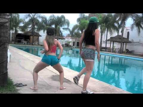 Poputona - Bailarinas de Juan Quin y Dago (COREO SEXY!!!)