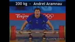 Все Мировые рекорды в тяжёлой атлетике ( на 1.03.14)