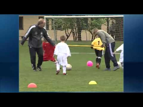 Youth Soccer – Soccer-oriented movement training