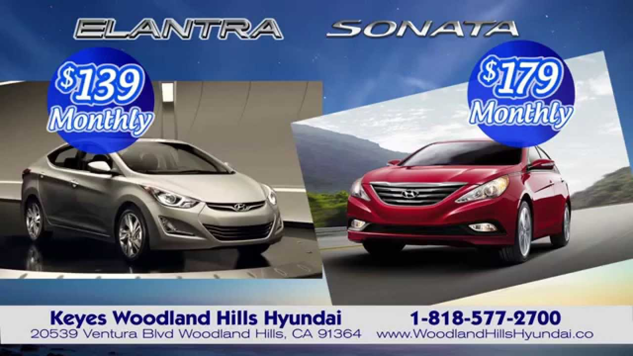 Keyes Woodland Hills Hyundai Commercial 2017