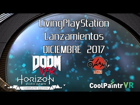 Lanzamientos Diciembre - Demonios en VR, ediciones completas y muchos DLCs