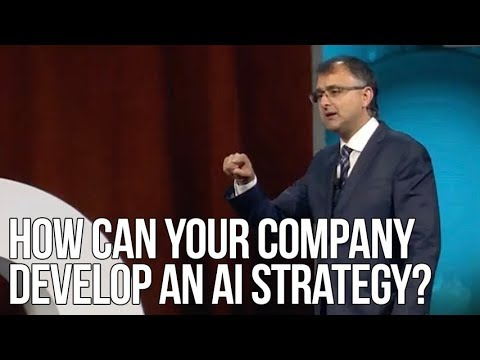 AI Keynote Speaker Ajay Agrawal: How Your Company Can (and Must) Develop an AI Strategy