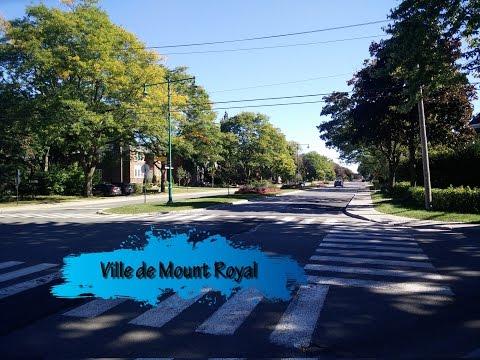 Ville de Mount Royal
