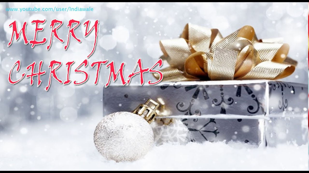 merry christmas happy new year 2016 greetings best wishes whatsapp video message e card 24 youtube