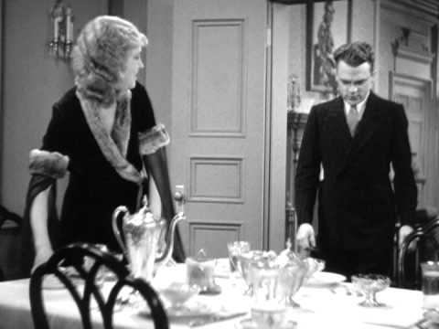 "Seduction clip from ""The Public Enemy"" James Cagney is taken advantage of"