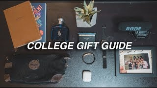 Affordable Gift Guide For College Students