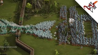 Cossacks 3 - 2v2 MASSIVE SIEGE | Multiplayer Gameplay
