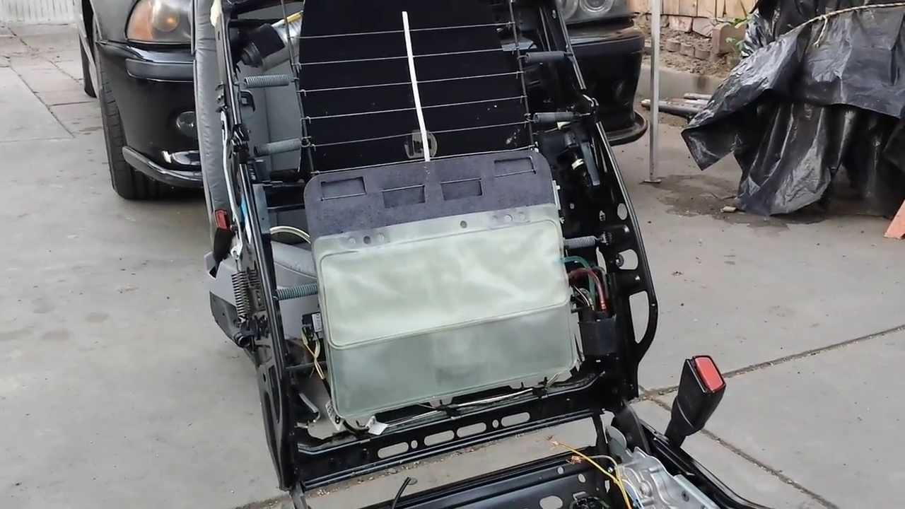 bmw front seat motor replacement 740il 540i m5 525i 530i [ 1280 x 720 Pixel ]