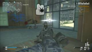 Random ghost clip