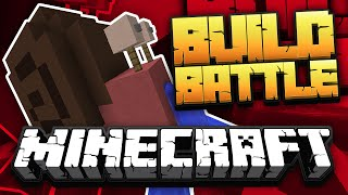 Minecraft SOLO BUILD BATTLE #2 with Vikkstar
