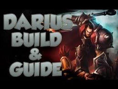 Darius Build Season 6