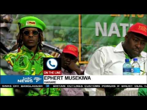 Ephert Musekiwa on Zimbabwe's cabinet reshuffle