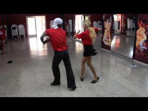 Cuba, Varadero dance academy - Salsa traditional dance