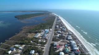 Cape San Blas, Florida  | Autel X Star Premium