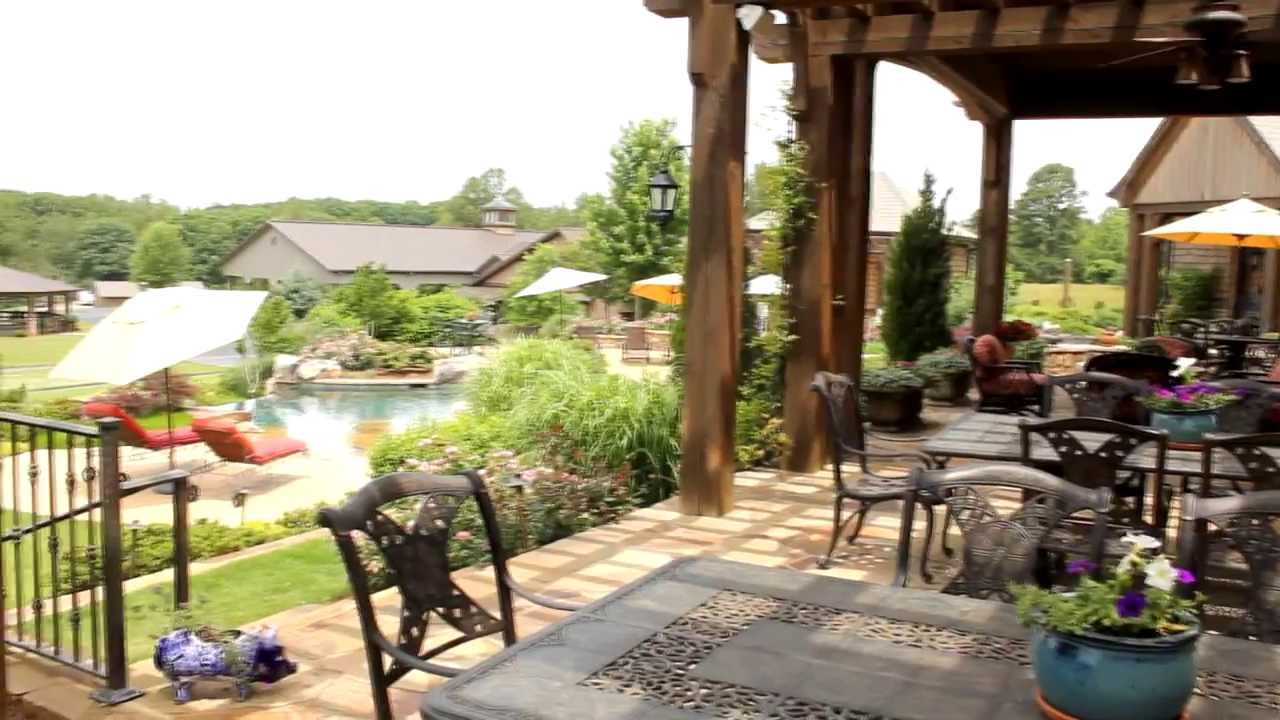 Georgia Luxury Equestrian Ranch Estate For Sale Absolute