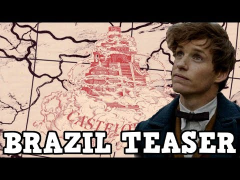 Fantastic Beasts The Crimes of Grindelwald - J K Rowling Teases Brazil and More New Locations