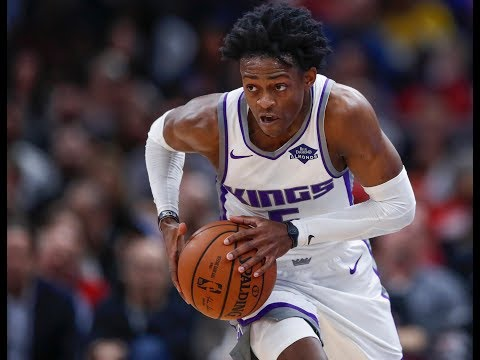 De'Aaron Fox is TOO FAST   2018 Transition Mix for Kings PG