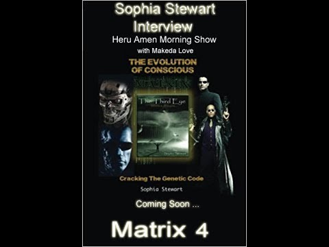 Sophia Stewart Interview on Genesis Radio (The Creator of th