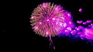神明の花火 YMCA 2尺玉あり 丸美建設工業  [4k] Shinmei  Fireworks Festival Japan