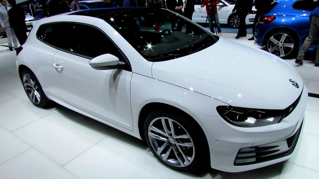 2014 volkswagen scirocco tdi r line exterior and interior walkaround 2014 geneva motor show. Black Bedroom Furniture Sets. Home Design Ideas