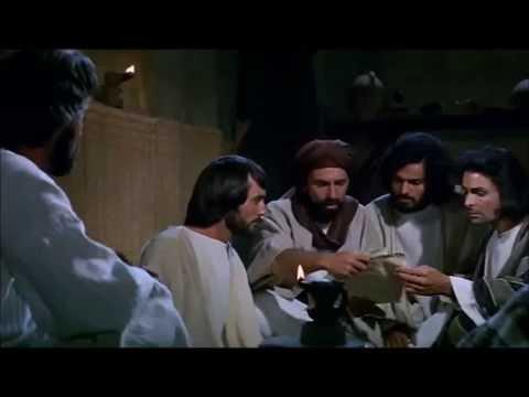 Çağrı filmi  (Allah'ın emirleri sahnesi)