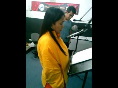 Rmn radio drama recording-Love Child 1