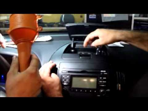 Desmontando Painel Do Hyundai I30 Wmv Youtube