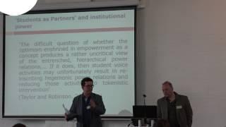 Newman Curriculum Enhancement through Student Partnership