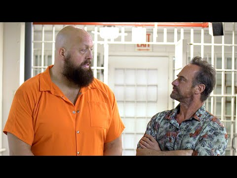 "Go Behind The Scenes On Syfy's ""Happy"" With Big Show"