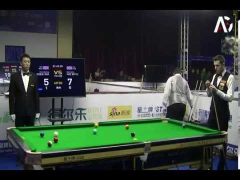2015 Chinese 8-Ball World Championship - Chris Melling vs Mark Selby