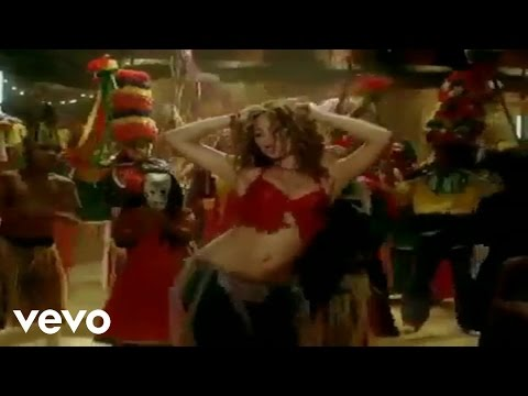 Shakira  Hips Dont Lie Bamboo 2006 FIFA World Cup™ Mix ft Wyclef Jean
