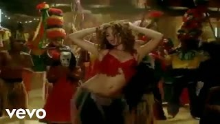 Repeat youtube video Shakira - Hips Don't Lie (Bamboo) (2006 FIFA World Cup™ Mix) ft. Wyclef Jean