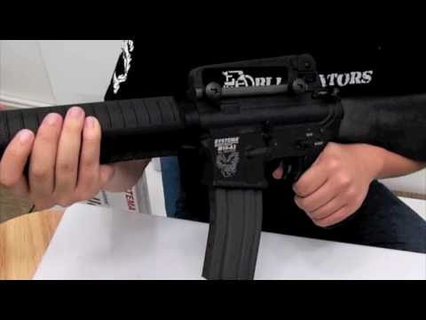 Systema PTWs - Rapid Fire Review (HD) - Redwolf Airsoft - RWTV