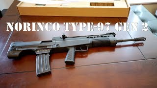 Norinco T97 Gen 2 Unbox and Impression