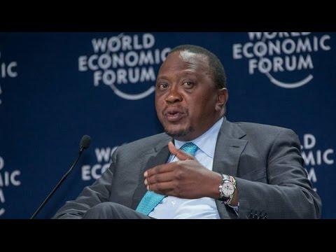 Is Africa still rising? Yes! Uhuru tells World Economic Forum