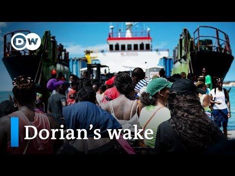 Hurricane Dorian's destruction leaves Bahamians desperate | DW News
