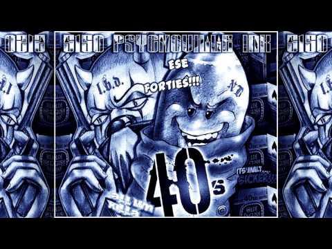 Ese 40'z - 5150 Psychoville Ink (Album)