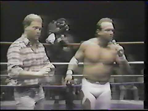 USWA Title Tournament Oct 1990  Part 5