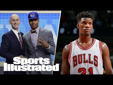 2017 NBA Draft Recap, Best & Worst Picks, Jimmy Butler Trade Analysis | SI NOW | Sports Illustrated