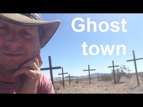 Ludlow ghost town hike - Going Alone